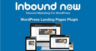 wordpress landing page 310x165 - افزونه فارسی wordpress landing page نسخه 2.5.9